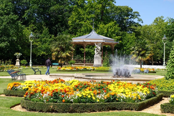 Le parc Thabor