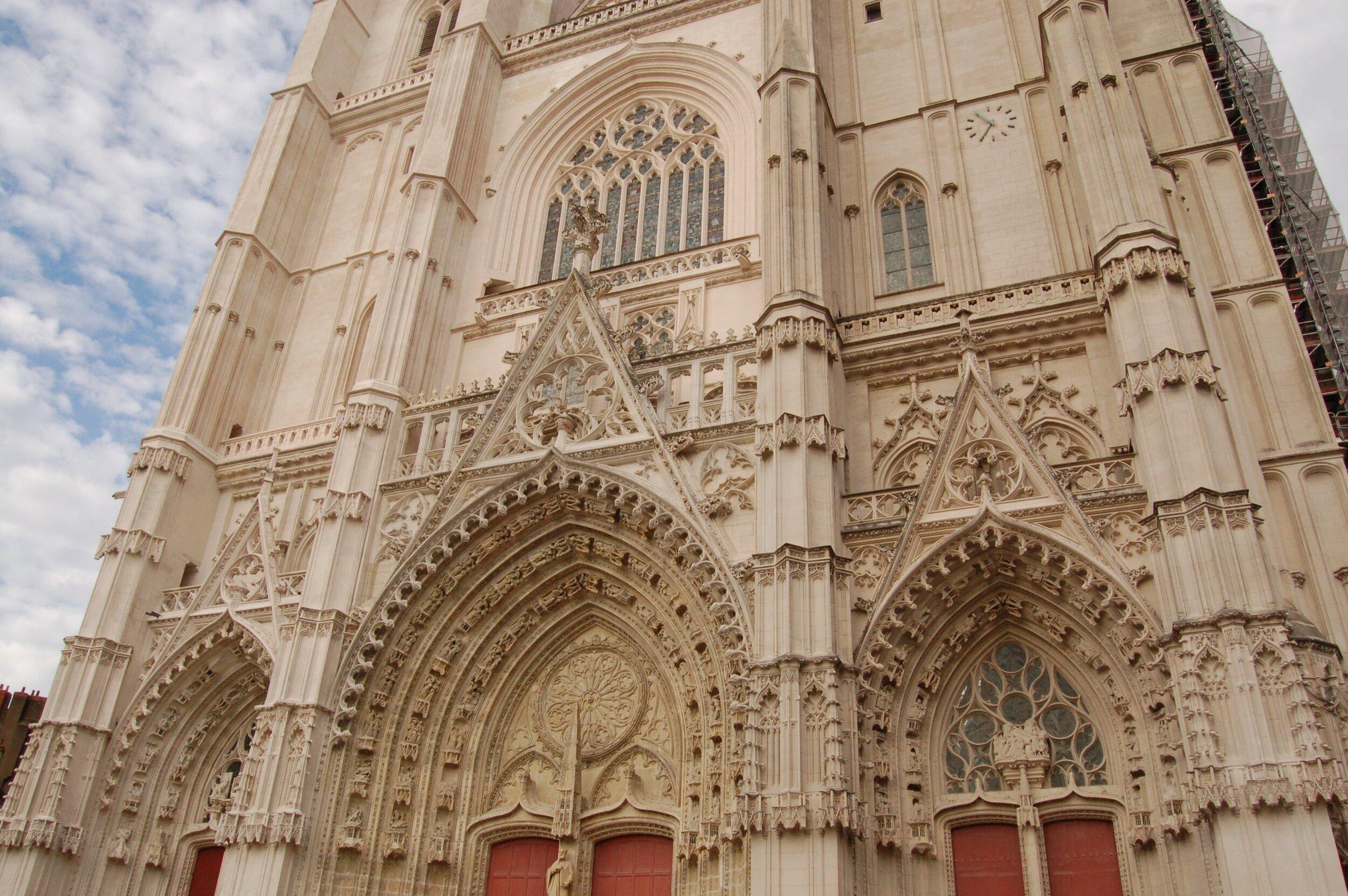 Cathédrale St-Pierre et St-Paul de Nantes