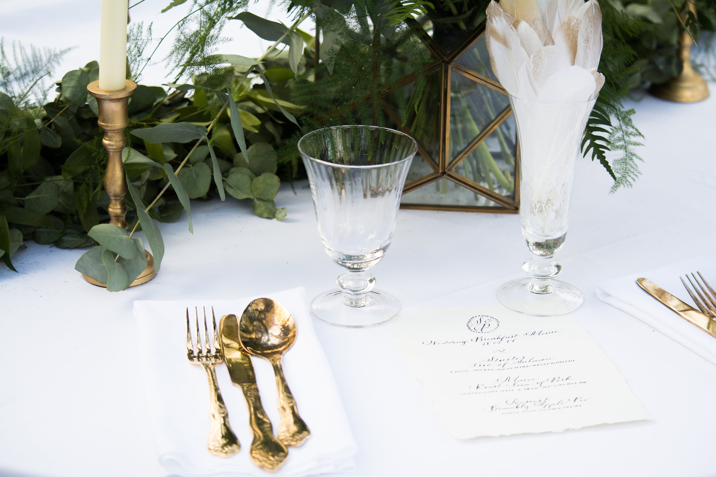Sparth House Wedding Inspiration