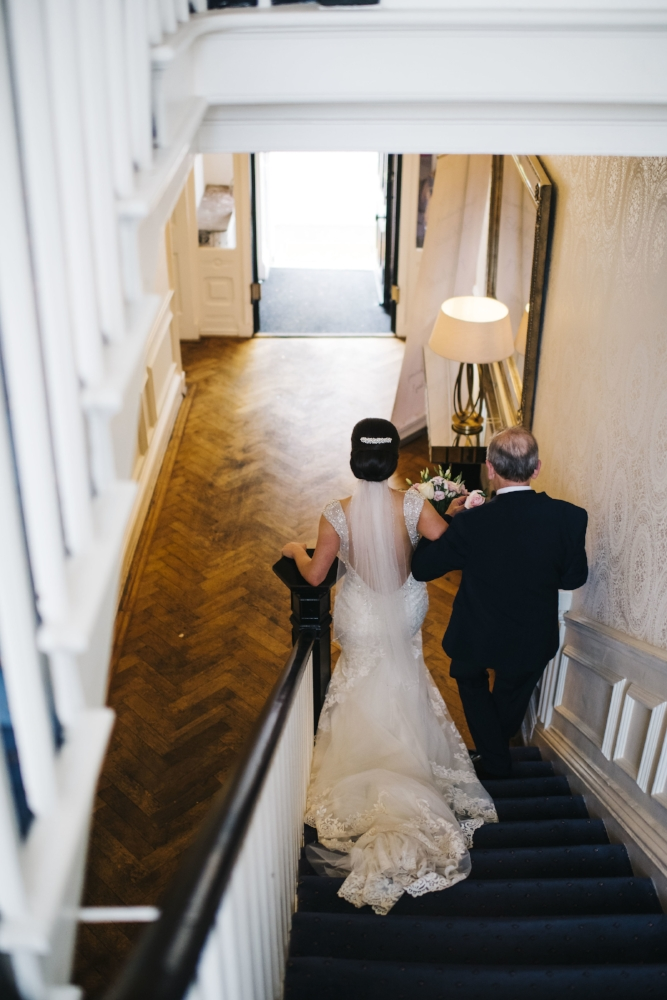 Sparth House Real Wedding