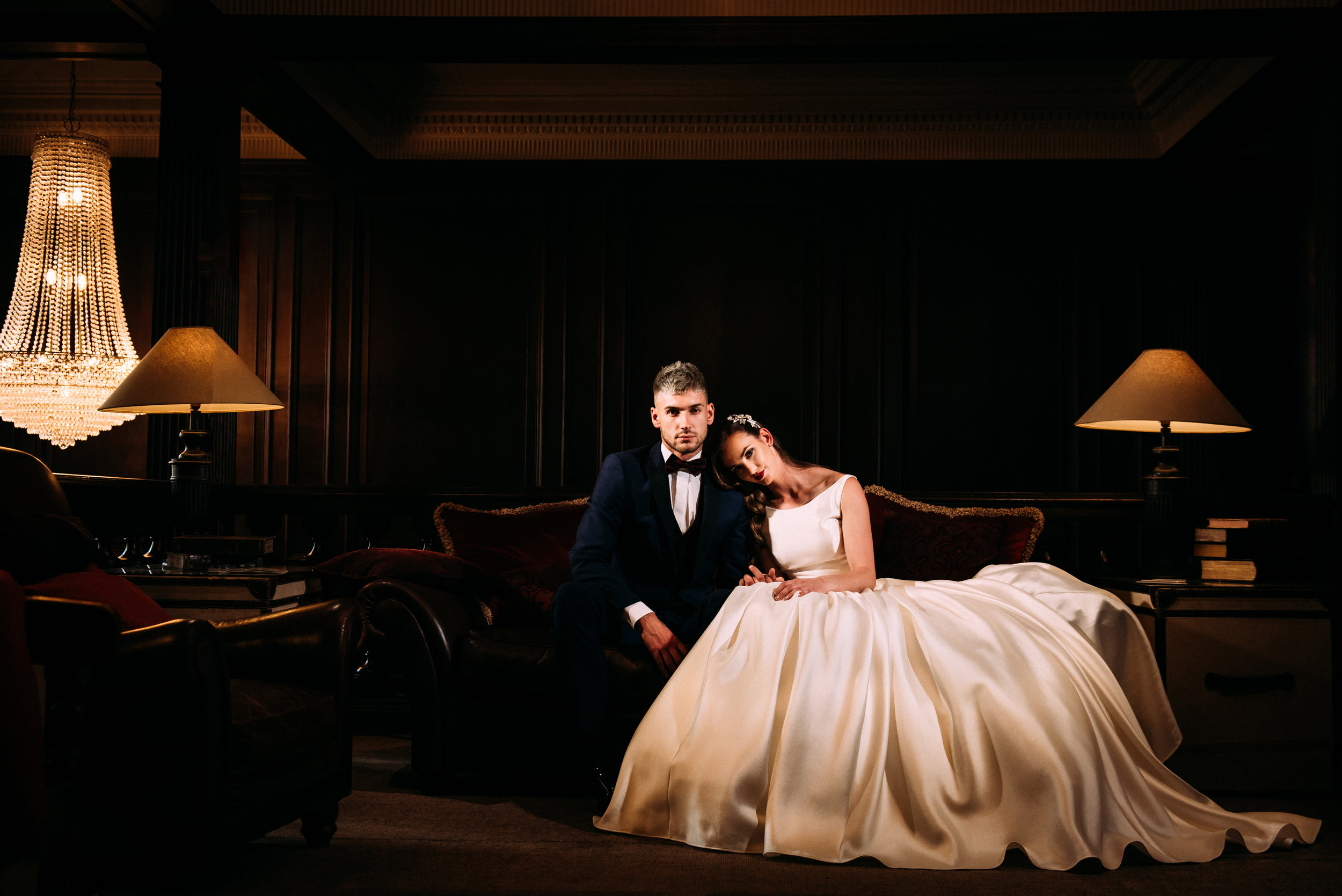 The Bridal Lounge Accrington - We are never less than delighted to have The Bridal Lounge join us. After enchanting brides since 2011 with dreamy dresses, they could have just the dress for your special day.