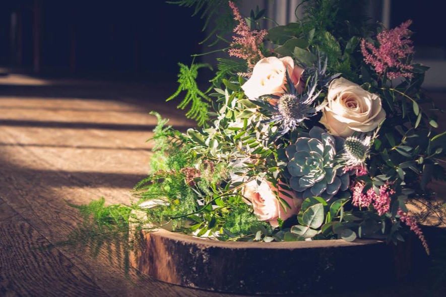 Hedgehogg Florist - We adore having Hedgehogg dress the hotel - beautiful embellishment makes all the difference. From centre pieces to bouquets to room decor, they have you covered!