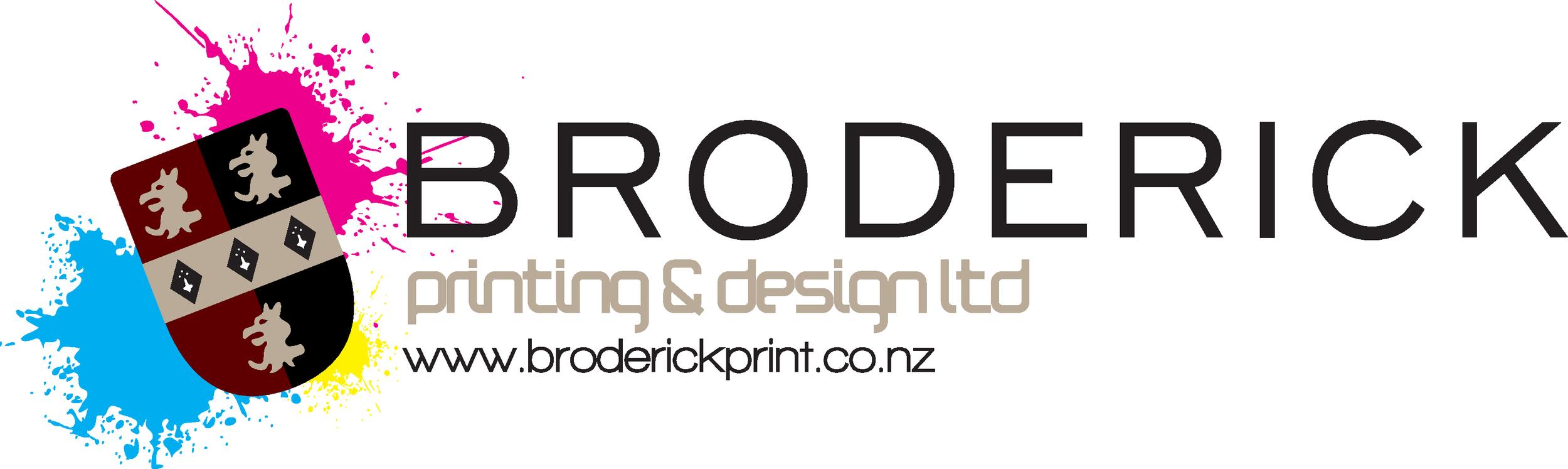 Broderick Print