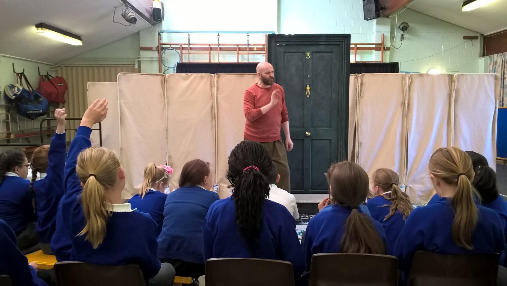 Over The Top - Fairway Primary