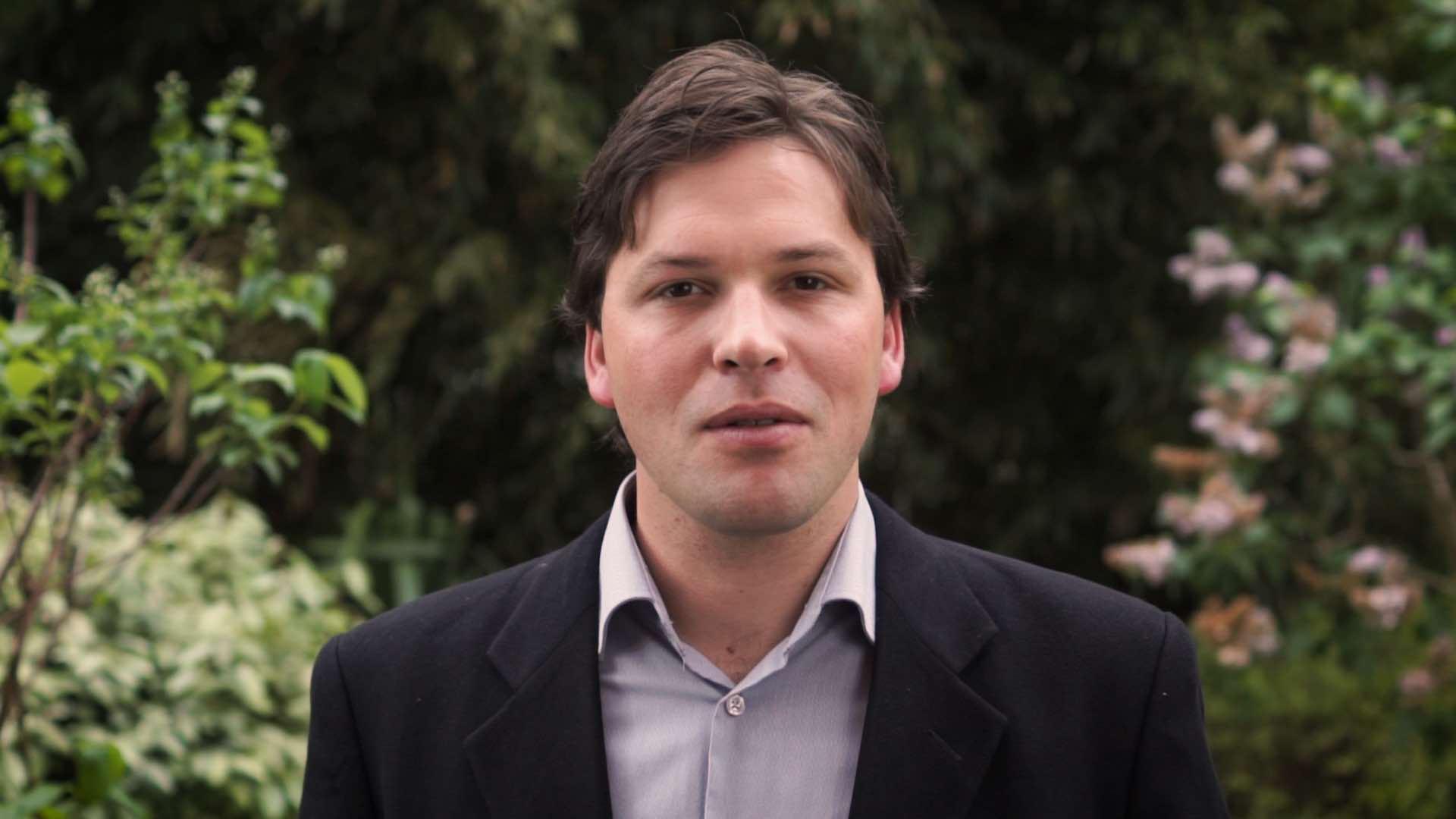Eric Lemaire, fondateur Philo-Logos