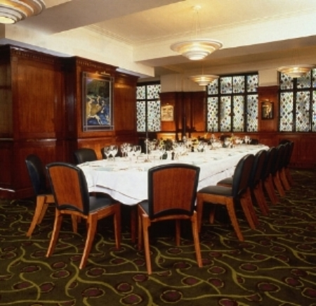 Private Dining Room at the Ivy