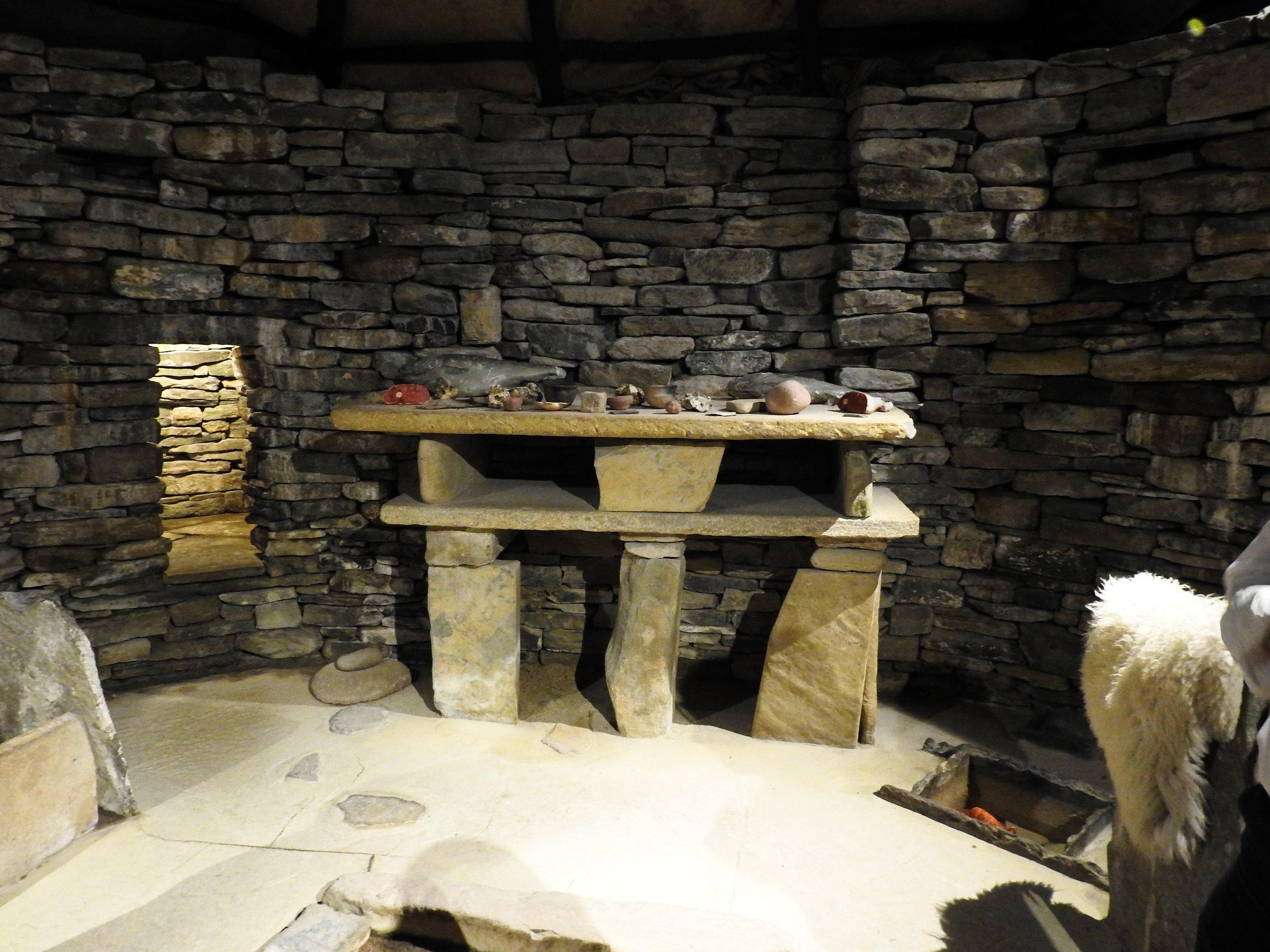 Neolithic dresser