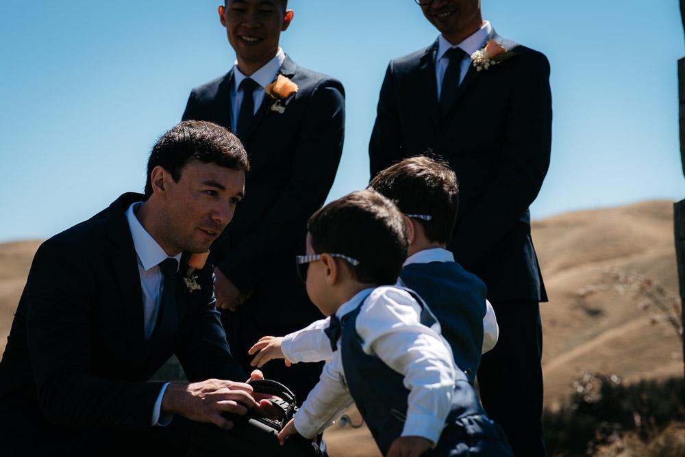 Ohariu Farm Wedding photography