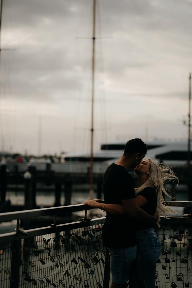 Silo Park, Auckland, Couple shoot