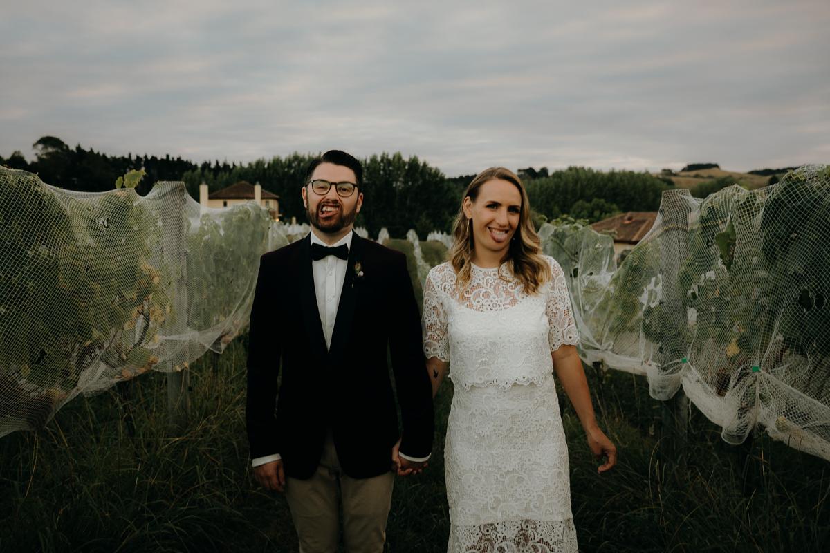 Turanga Creek Winery, Auckland Wedding photographer