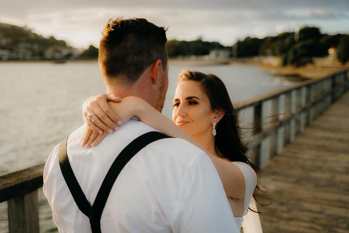 Surprise wedding Auckland