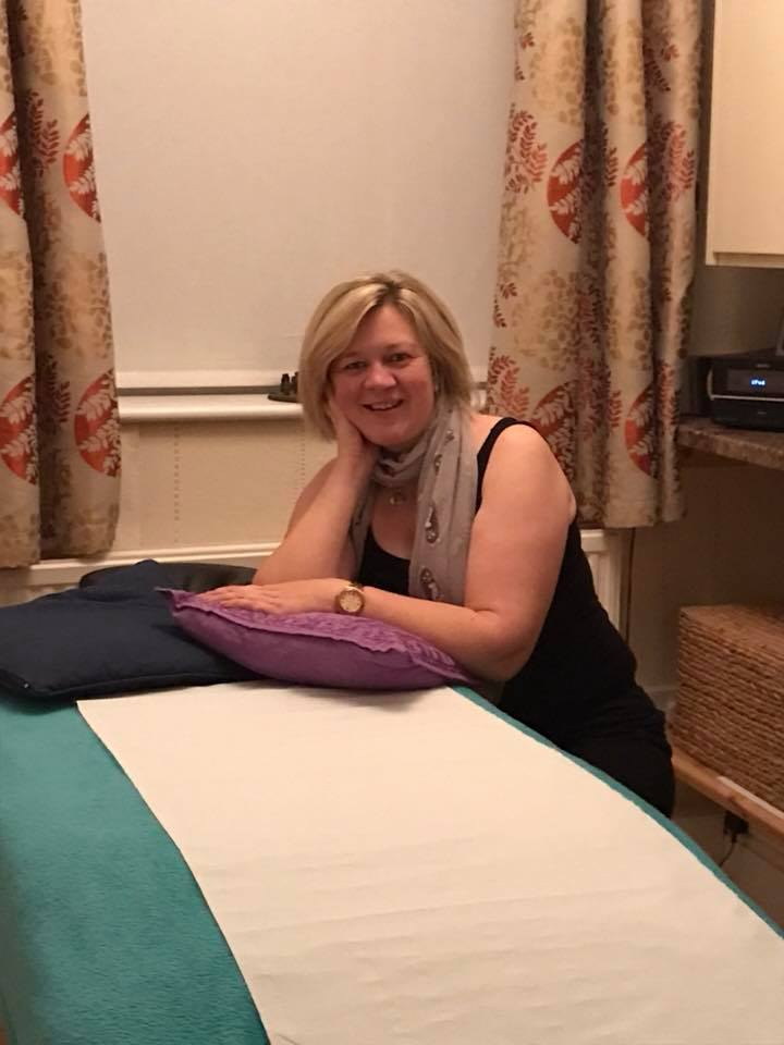 Karen Leaf, Sports Massage Therapist, can fix your muscles!