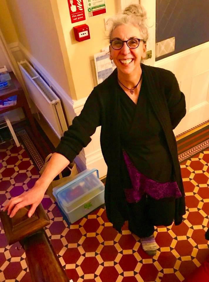Wendy Lamb offers reflexology that relaxes, restores and refreshes
