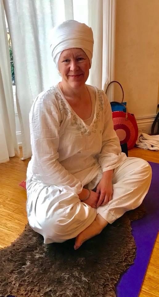 Nam Prakash Kaur offers the power and wisdom of Kundalini Yoga