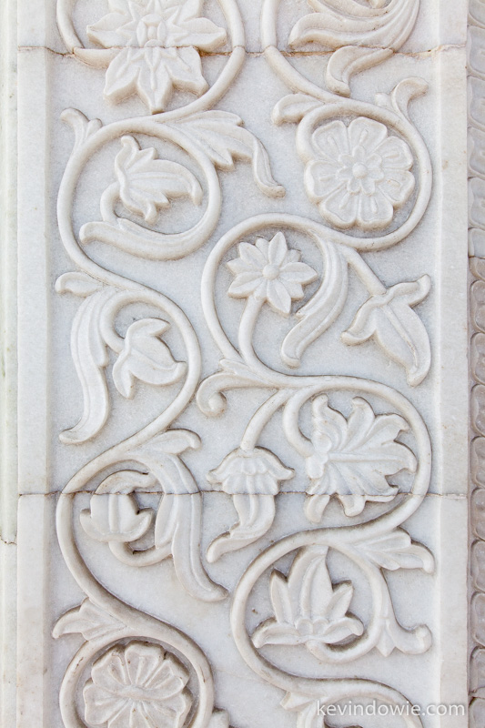 Marble detail