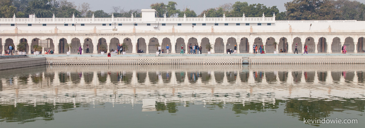Reflections in the Savovar