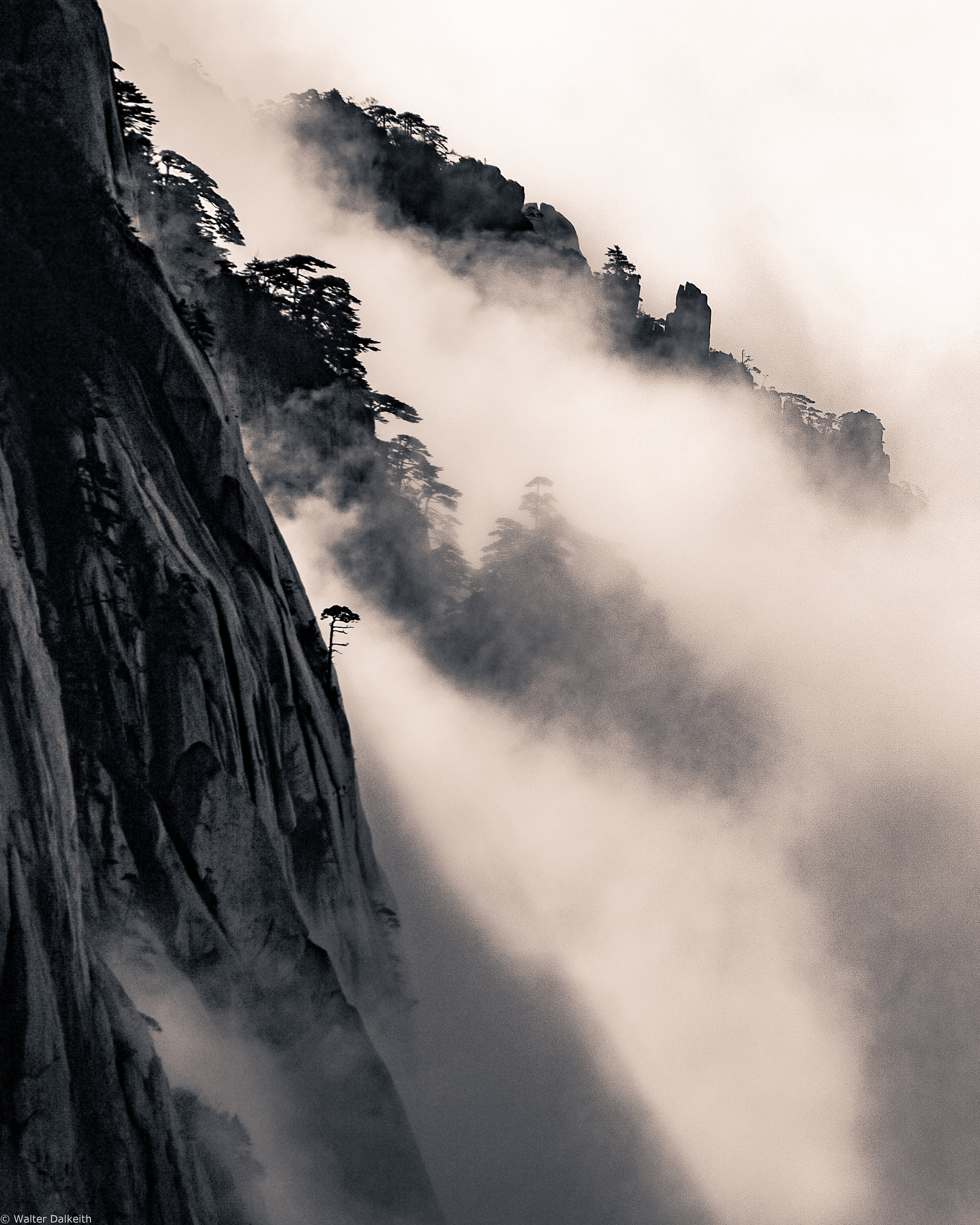 TIME MARCHES ON - IMAGES OF HUANGSHAN