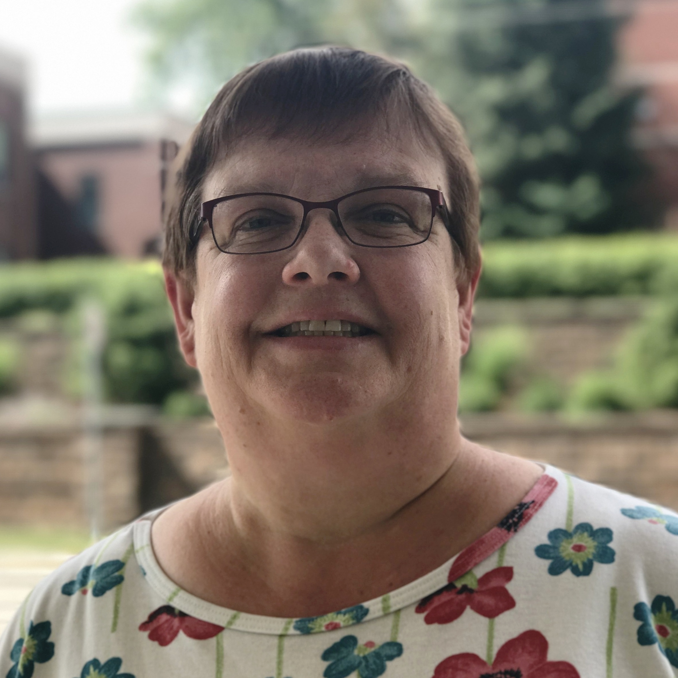 MARIE SMITH  is the Bookkeeper for the ministry, taking care of behind the scenes financial details to make sure ministry can run smoothly.