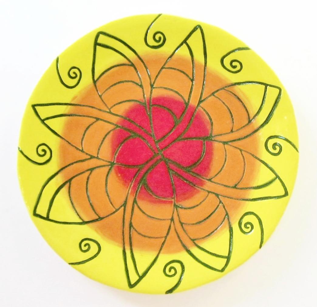 sun flower on white.JPG