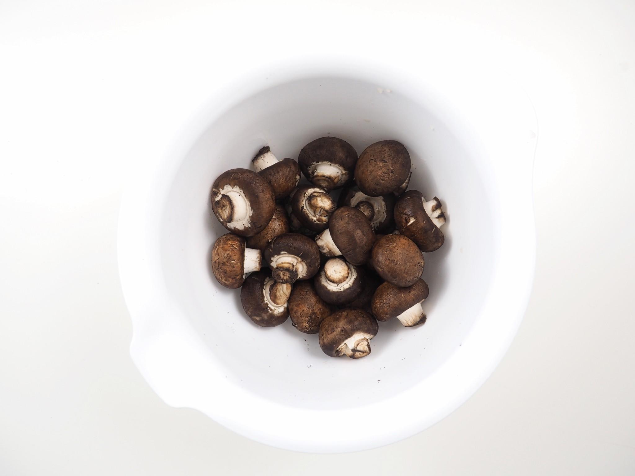 Savory Mushroom Soup0