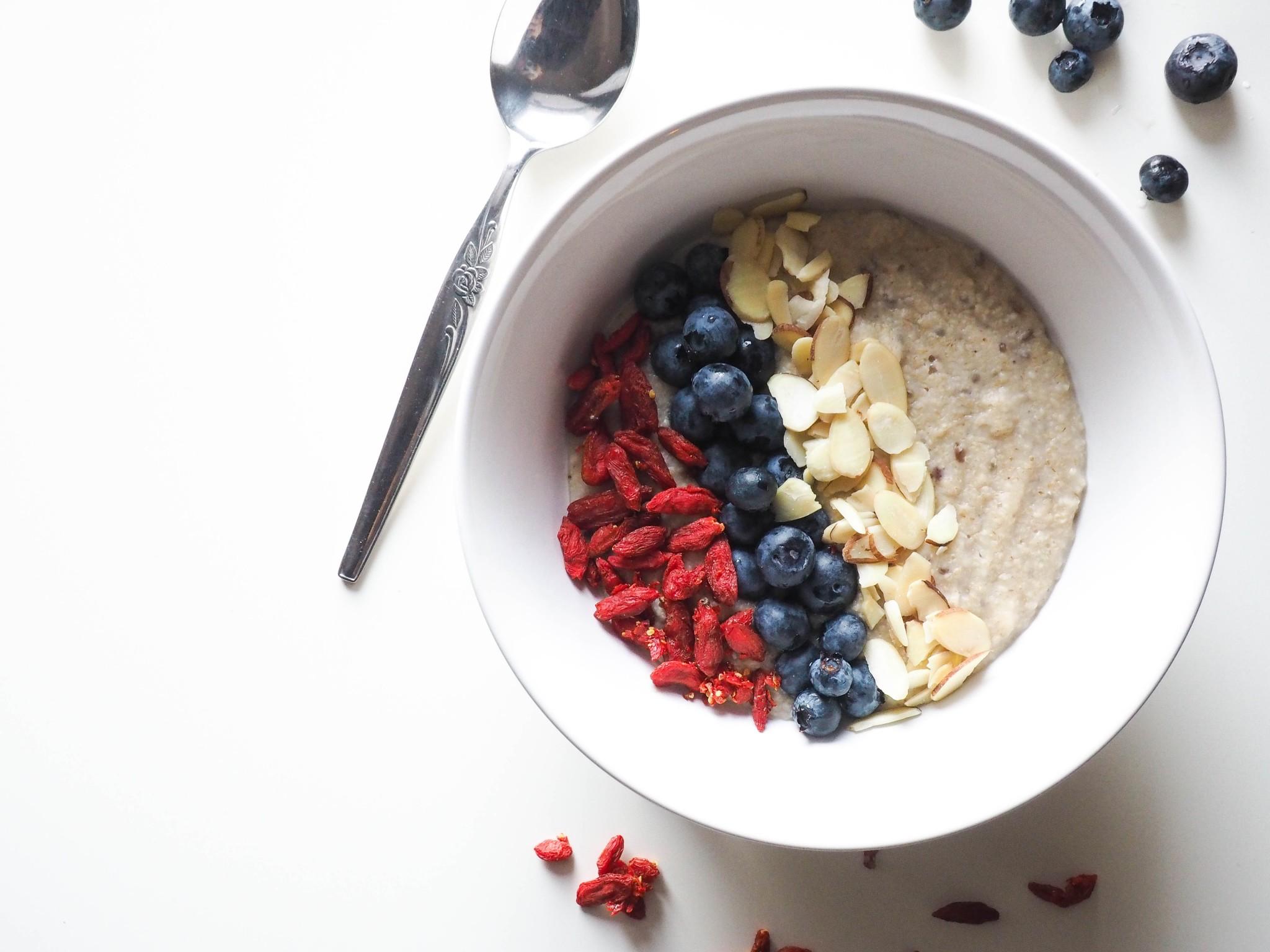 Breakfast Power Bowel 2-5