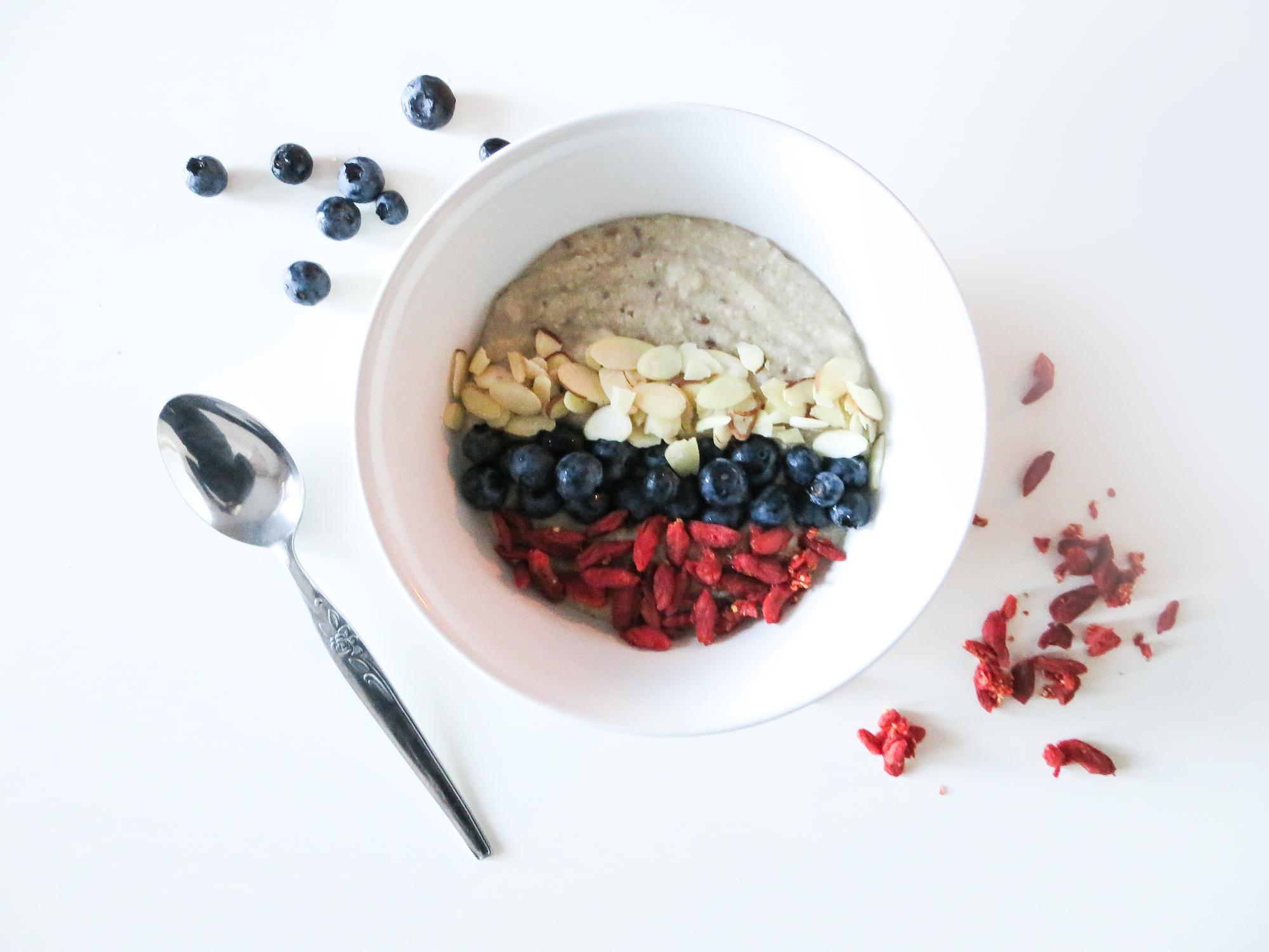 Breakfast Power Bowl 1
