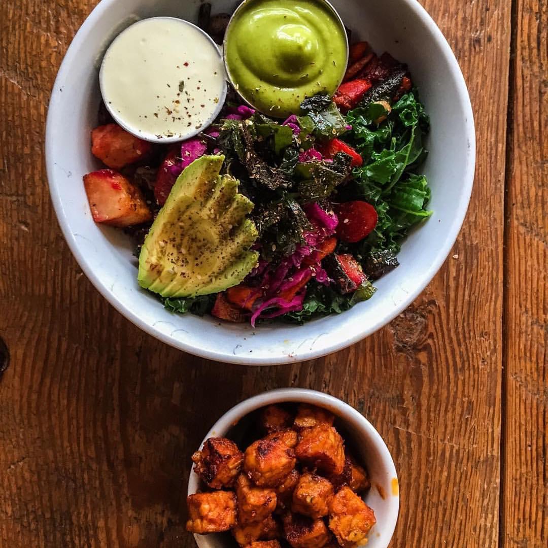 The Best Vegetarian Restaurants in Portland 8