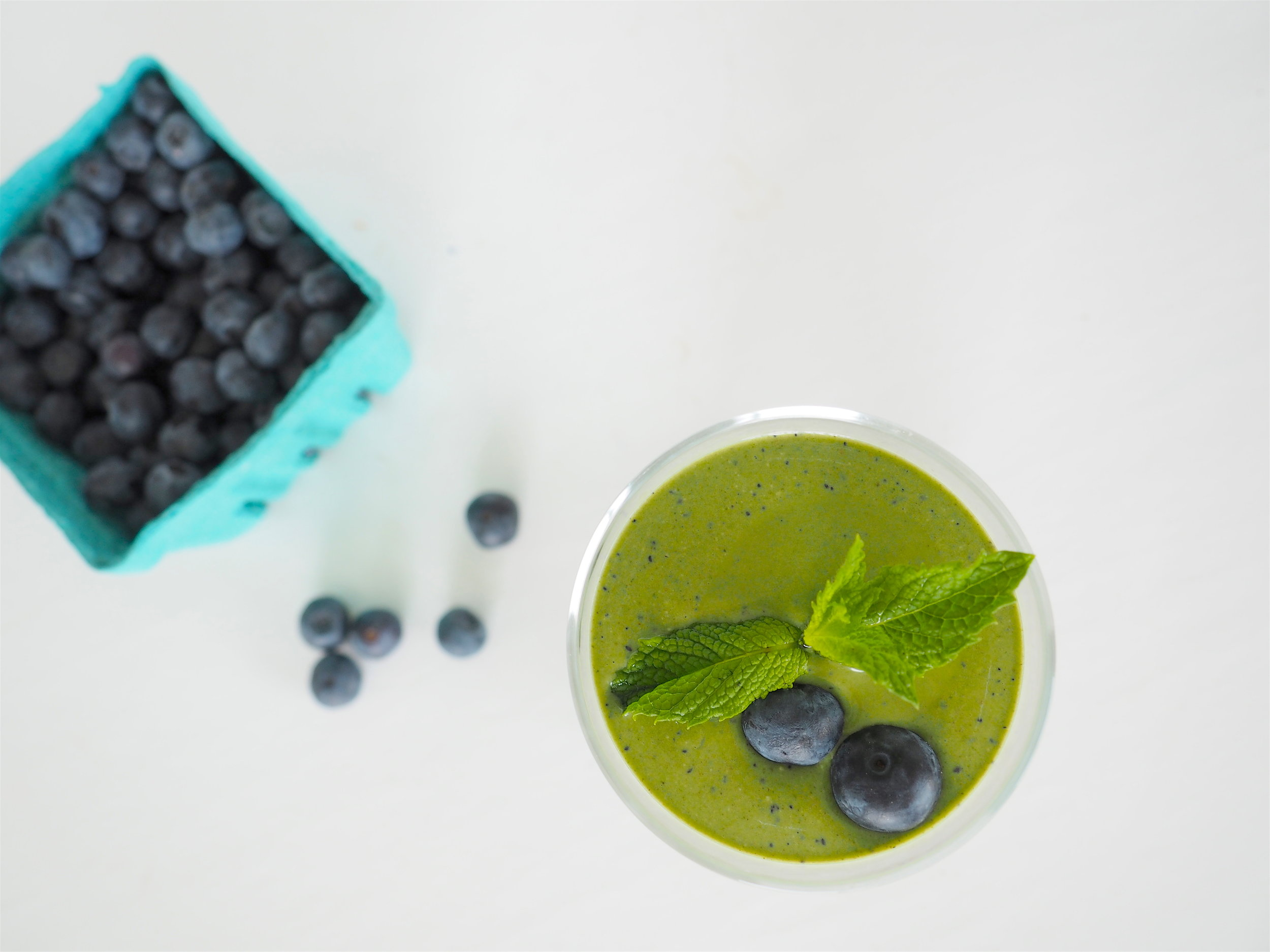 Super Green Moringa Smoothie
