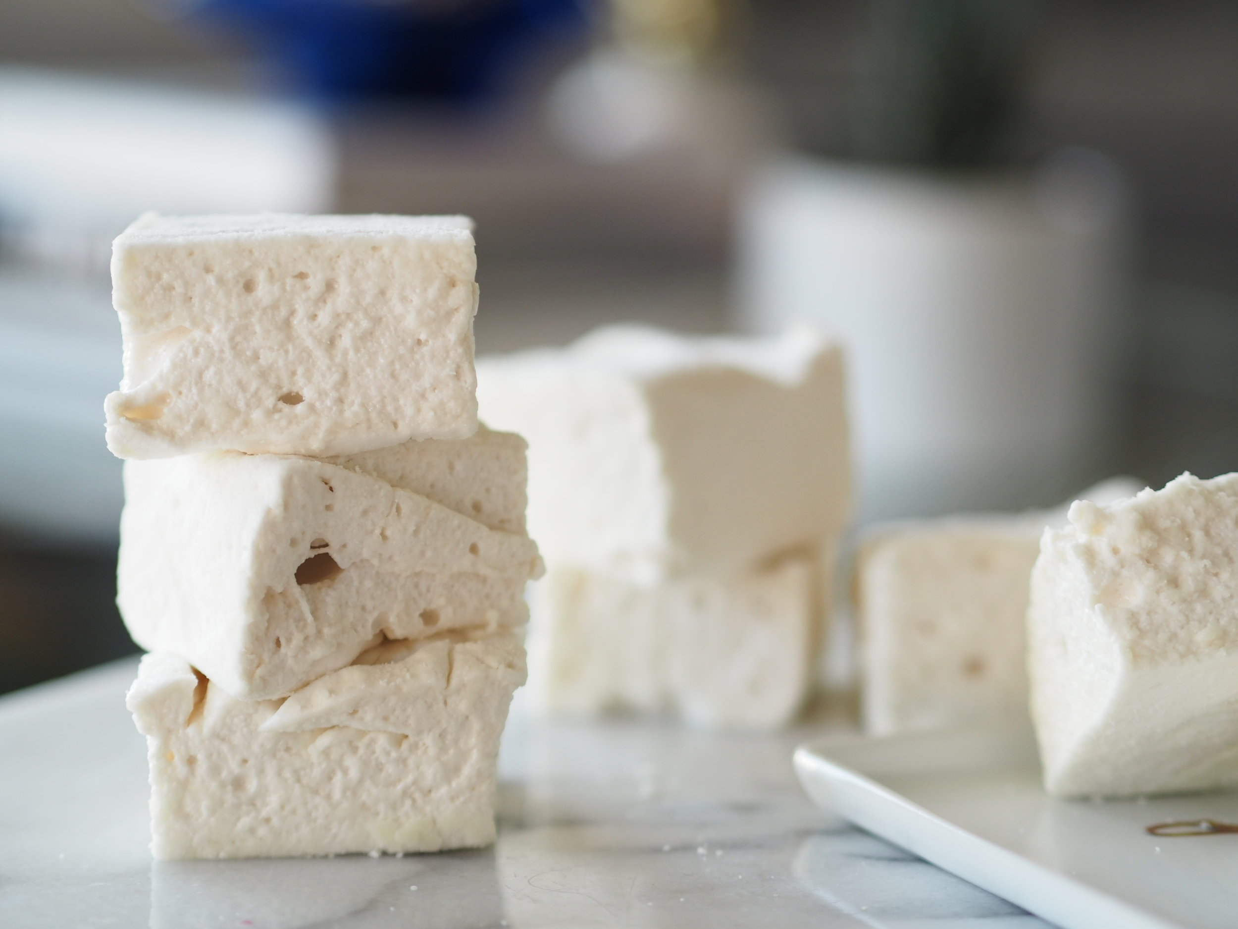 Cardamom Collagen Marshmellows