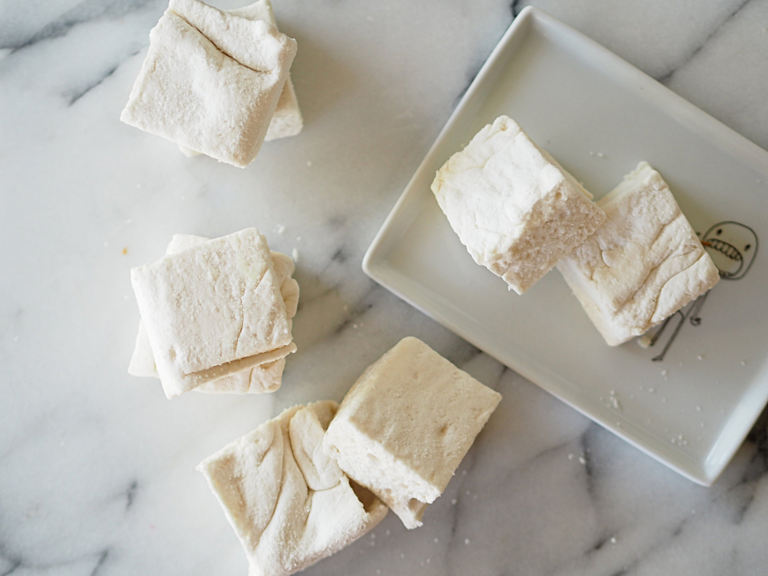 Cardamom Collagen Marshmallows
