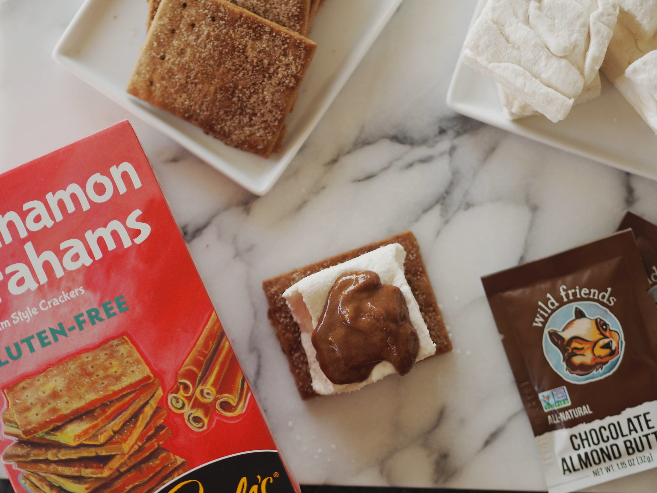 Cardamom Collagen Marshmallow S'mores
