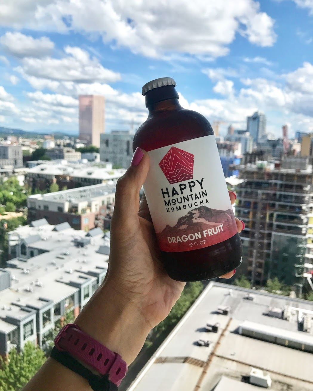 Happy Mountain Kombucha is a favorite of mine. If you're in the PNW, try them out!
