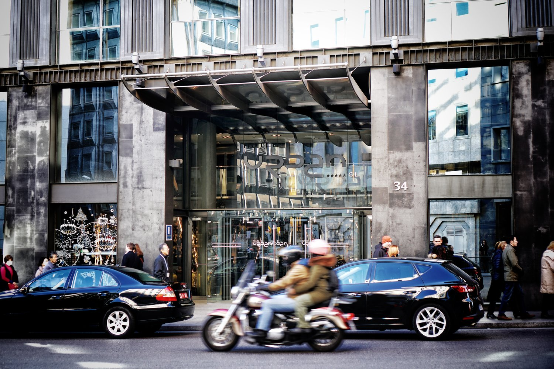 Hotel Urban Madrid Travel Guide Madrid