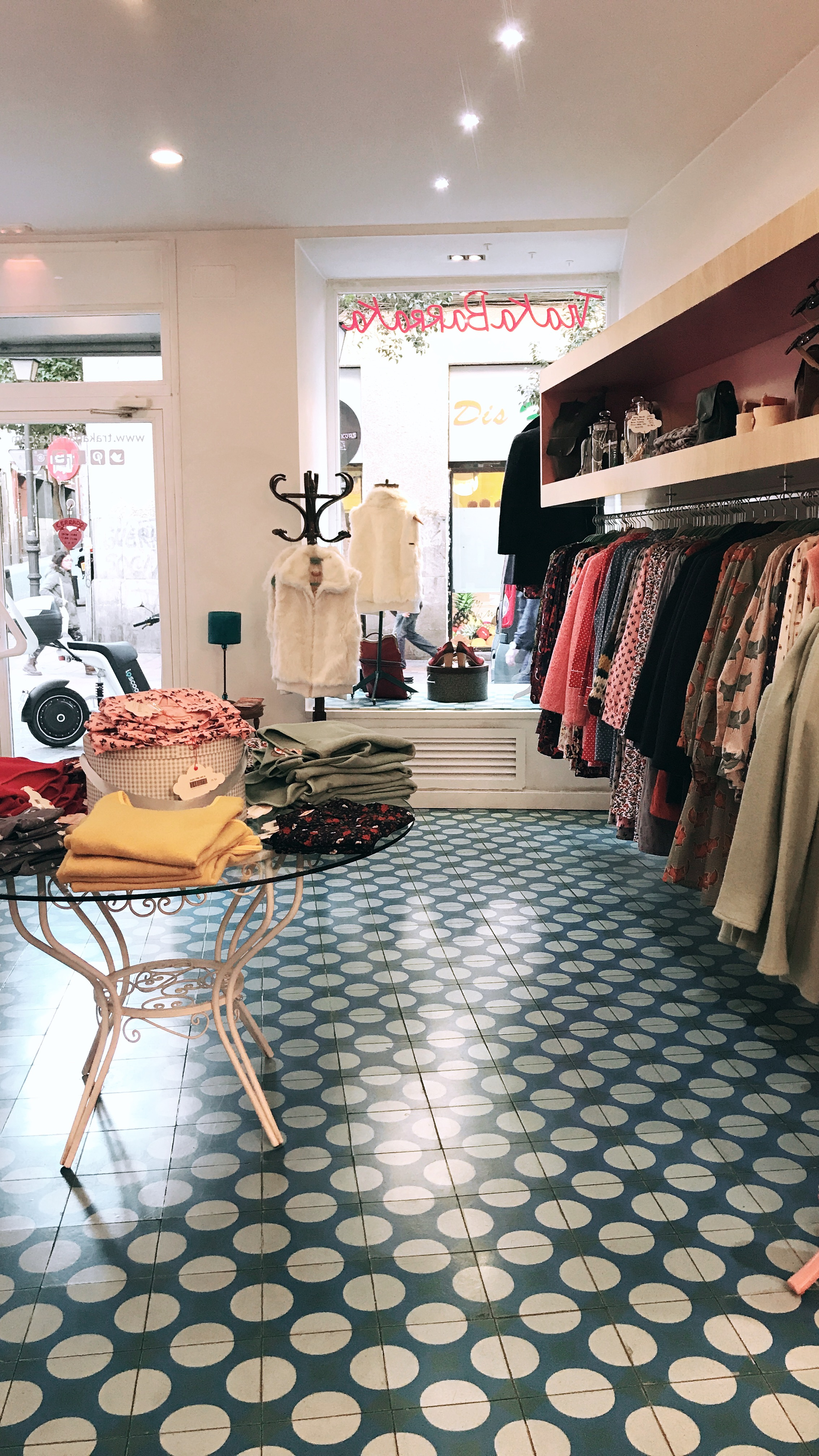 INSIDERS GUIDE TO MADRID SHOPPING