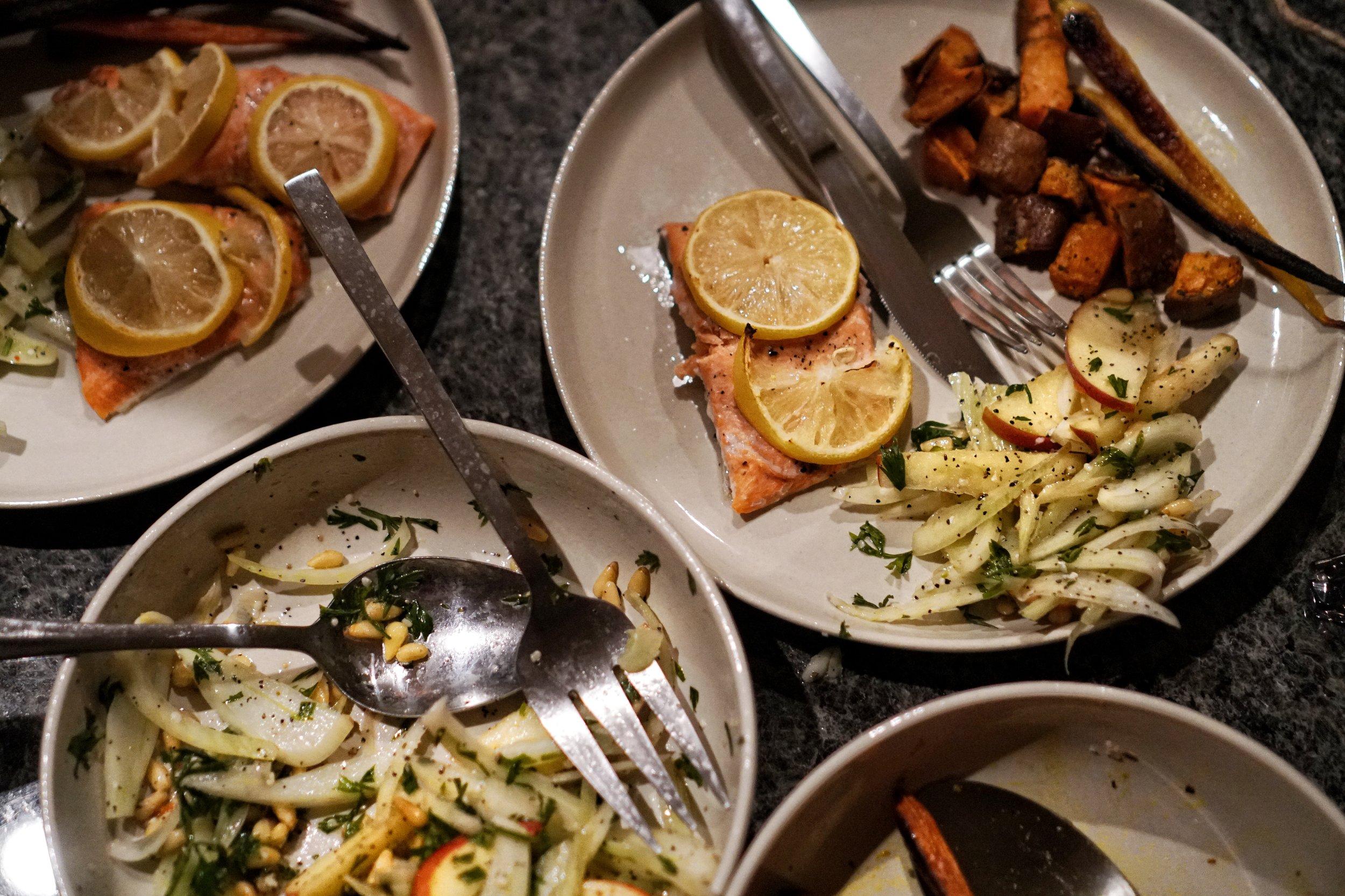 Salmon Apple-Fennel Salad with Pine Nuts Gluten Free Paleo Whole306.jpg