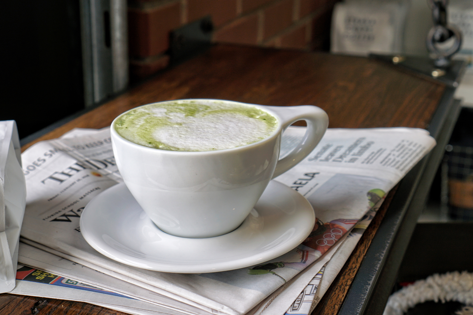 Why You Should Savor Matcha Moments