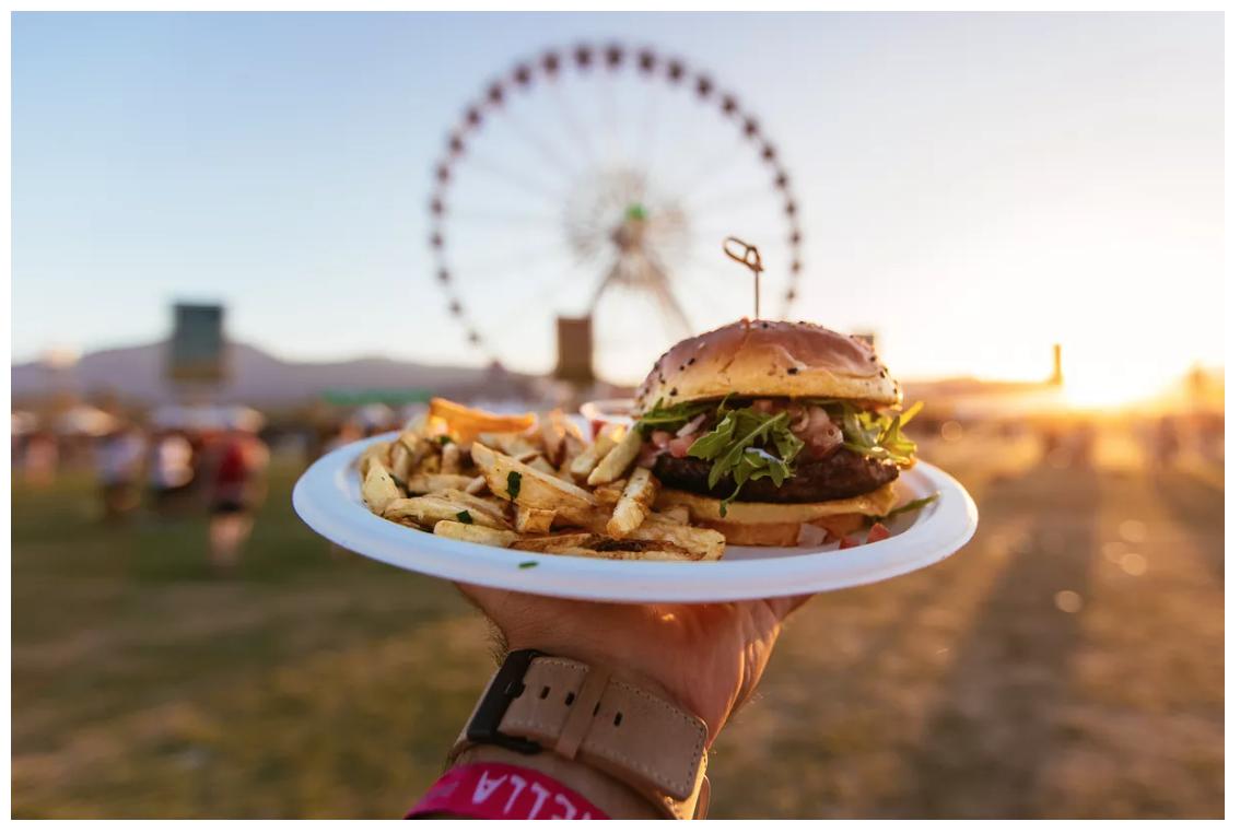 Eureka! Fresno Fig burger