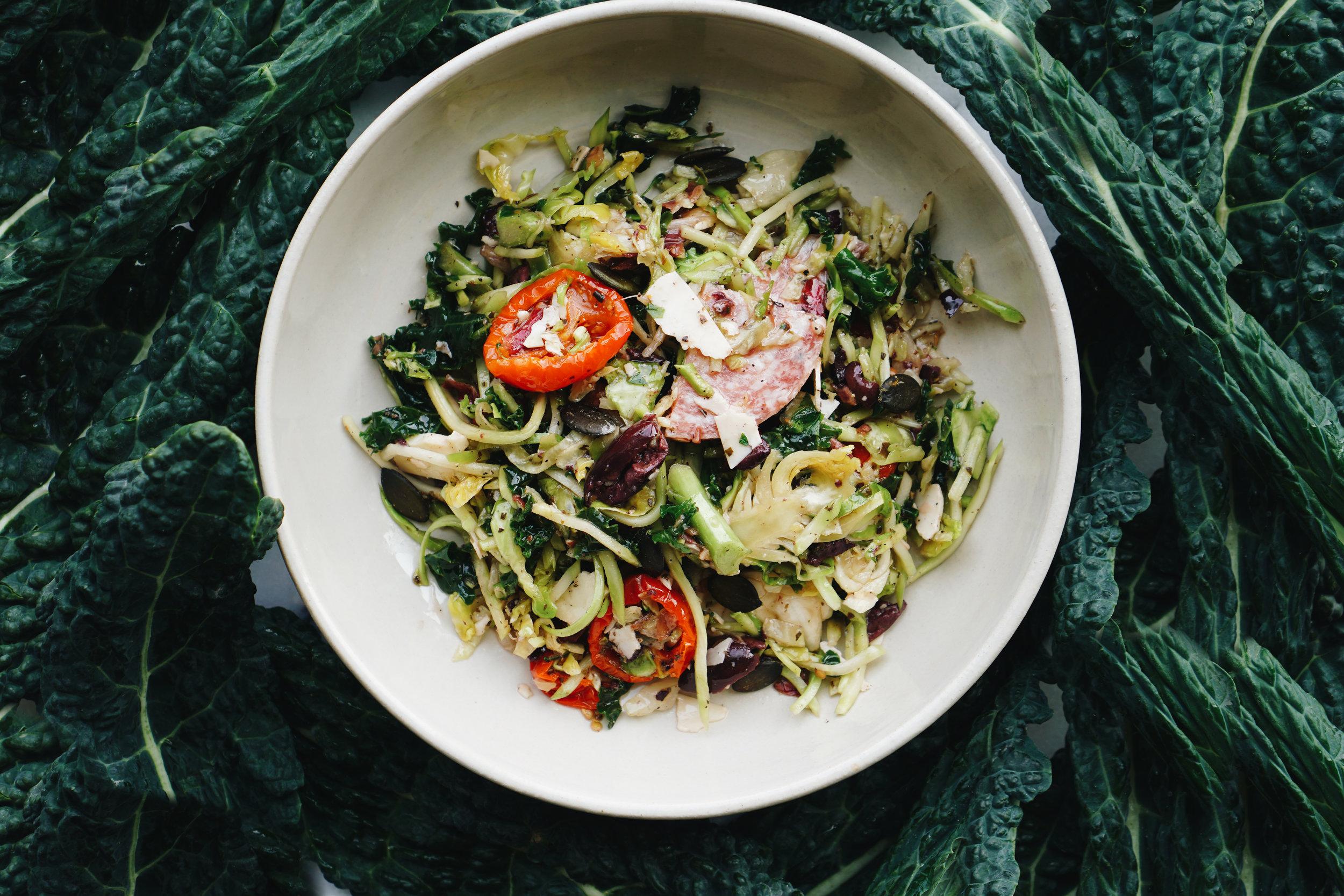 Tuscan Kale Chopped Salad - healthy meals, gluten free, keto friendly, low carb - www.letsregale.com _ 8.jpg