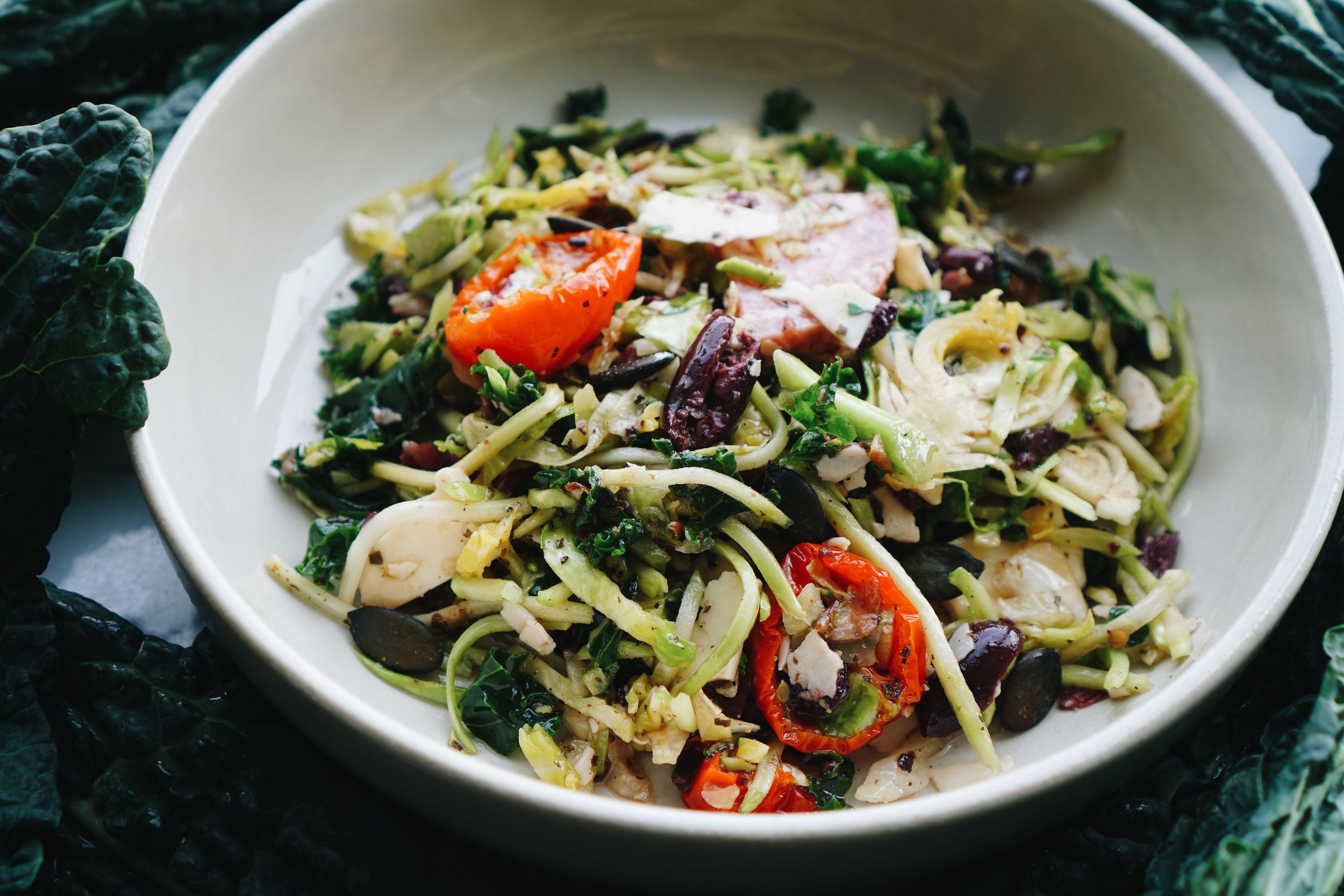 Tuscan Kale Chopped Salad - healthy meals, gluten free, keto friendly, low carb - www.letsregale.com _ 4.jpg