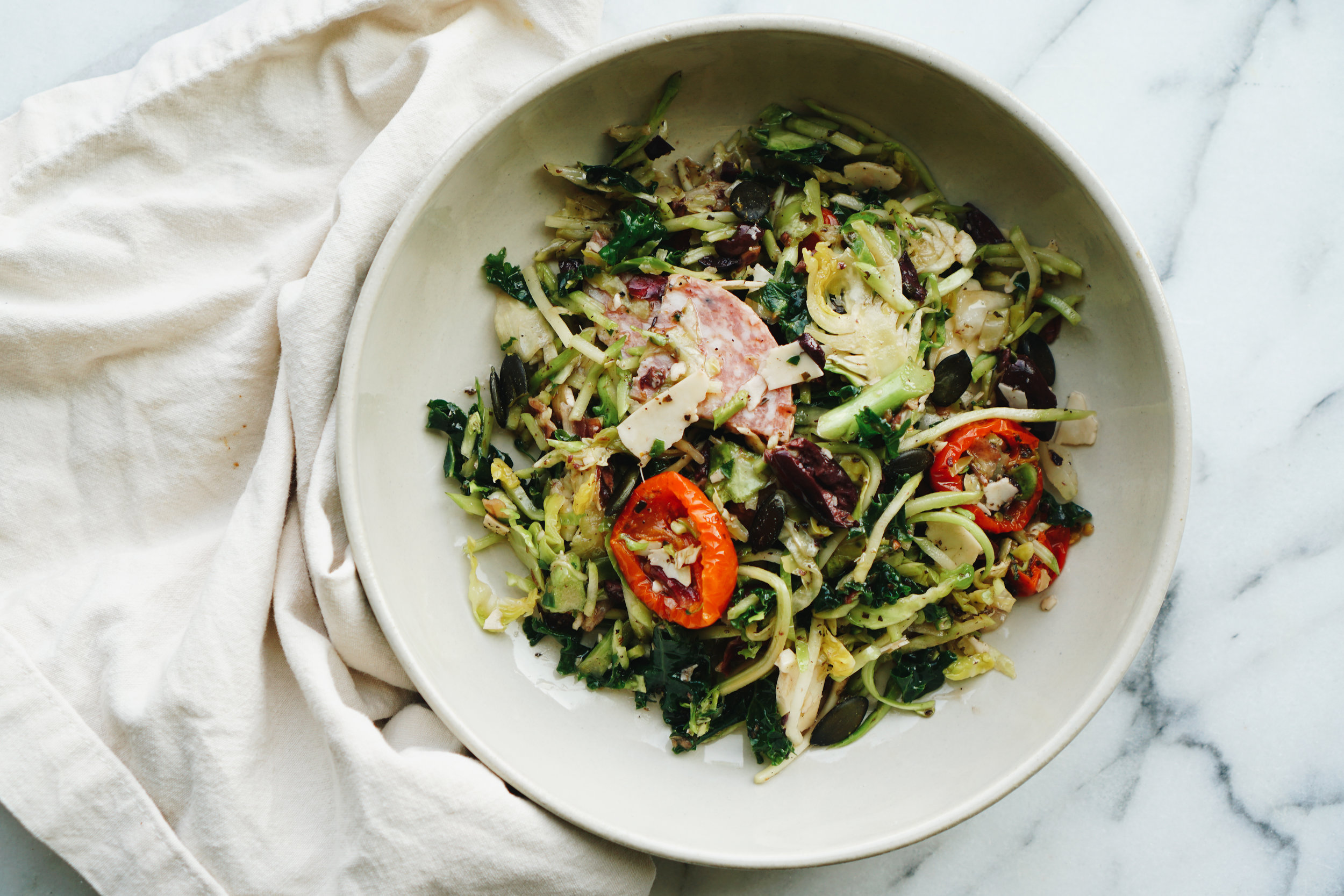 Tuscan Kale Chopped Salad - healthy meals, gluten free, keto friendly, low carb - www.letsregale.com _ 5.jpg