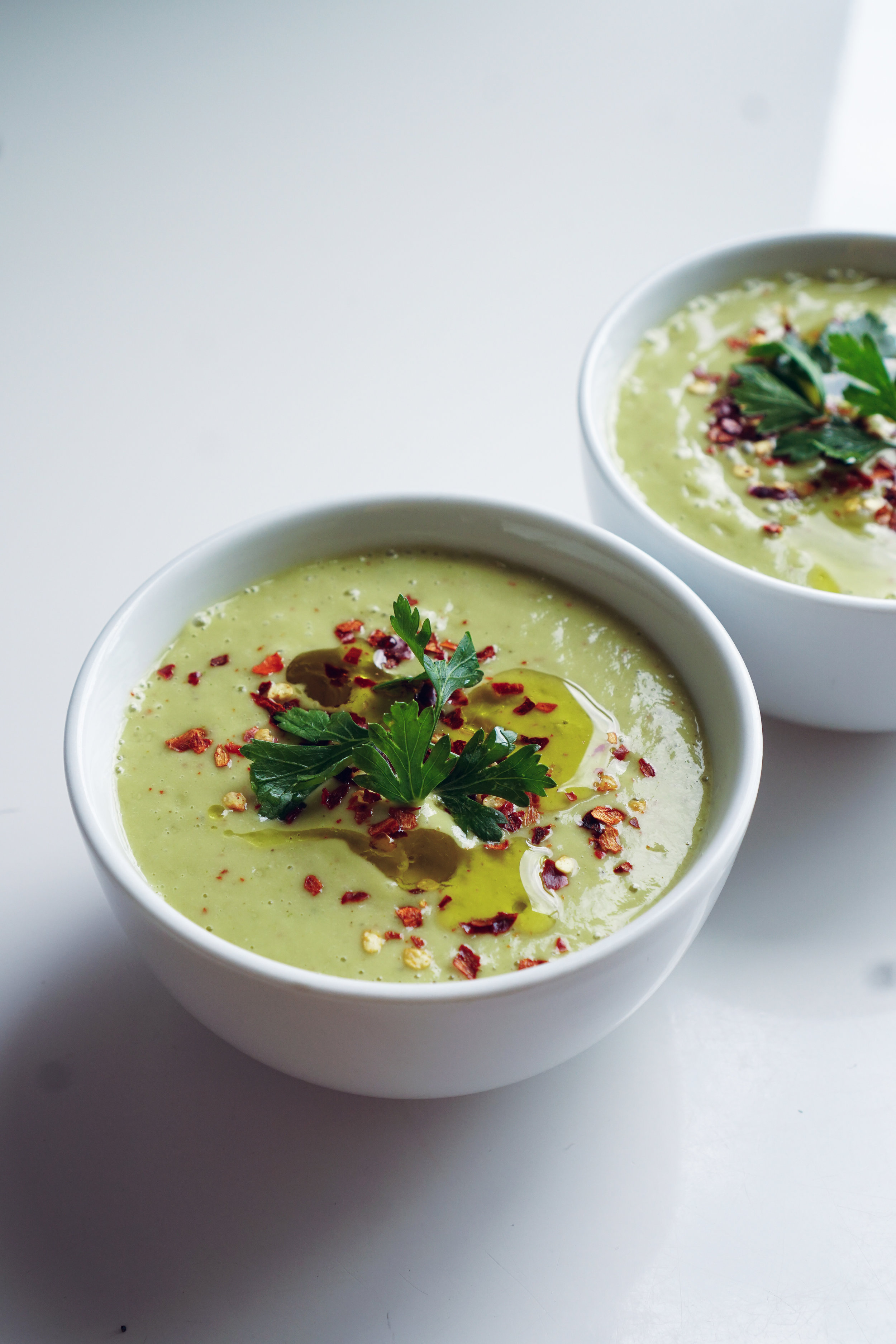 Chilled Avocado-Coconut Milk Soup - www.livethelittlethings.com - keto recipe,  plant-based, gluten-free 8.jpg