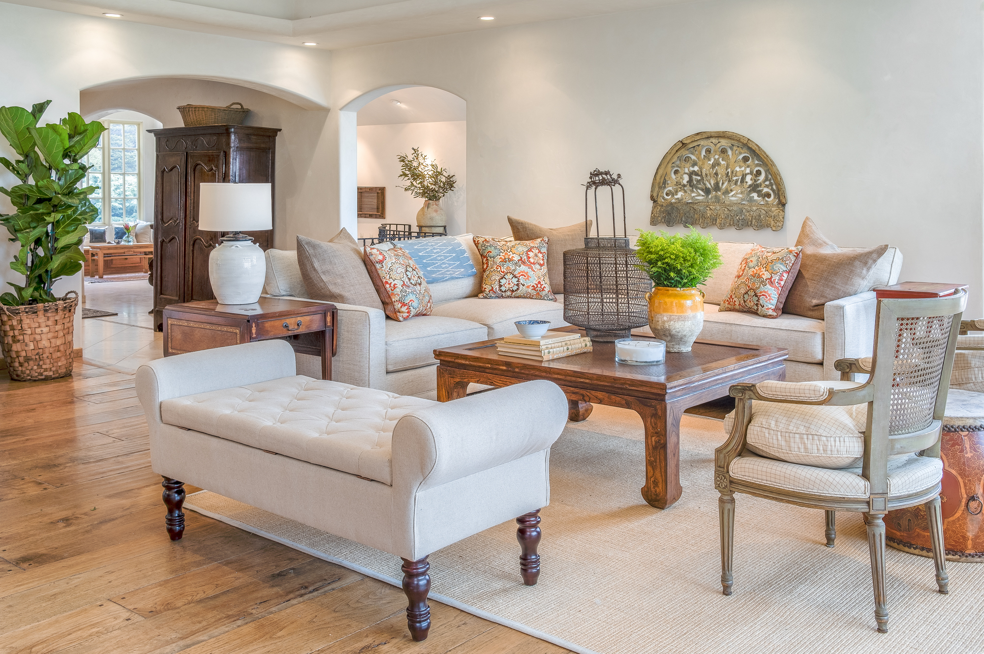 Hart Habitats | San Francisco and Carmel Interior Designer and Stylist | Staging