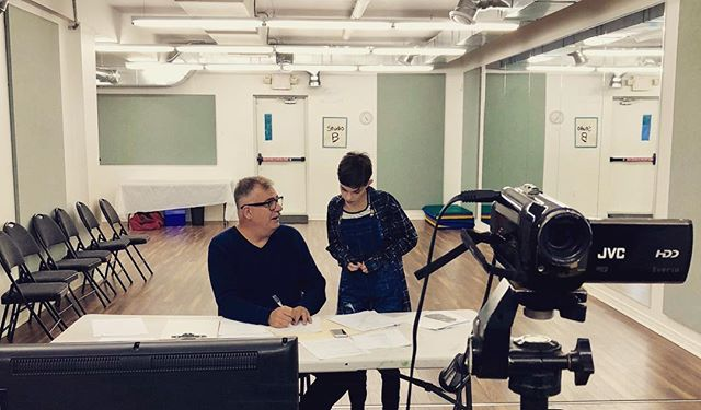 ONLY a FEW spots left for our winter ON CAMERA SESSION join, @smyth_shaun and @markandduke as they teach acting for camera !! With a surprise professional guest artist joining them to give feedback at the end! VISIT www.hamiltonfilmcentre.com #hamont #filmandtv #actingforthecamera