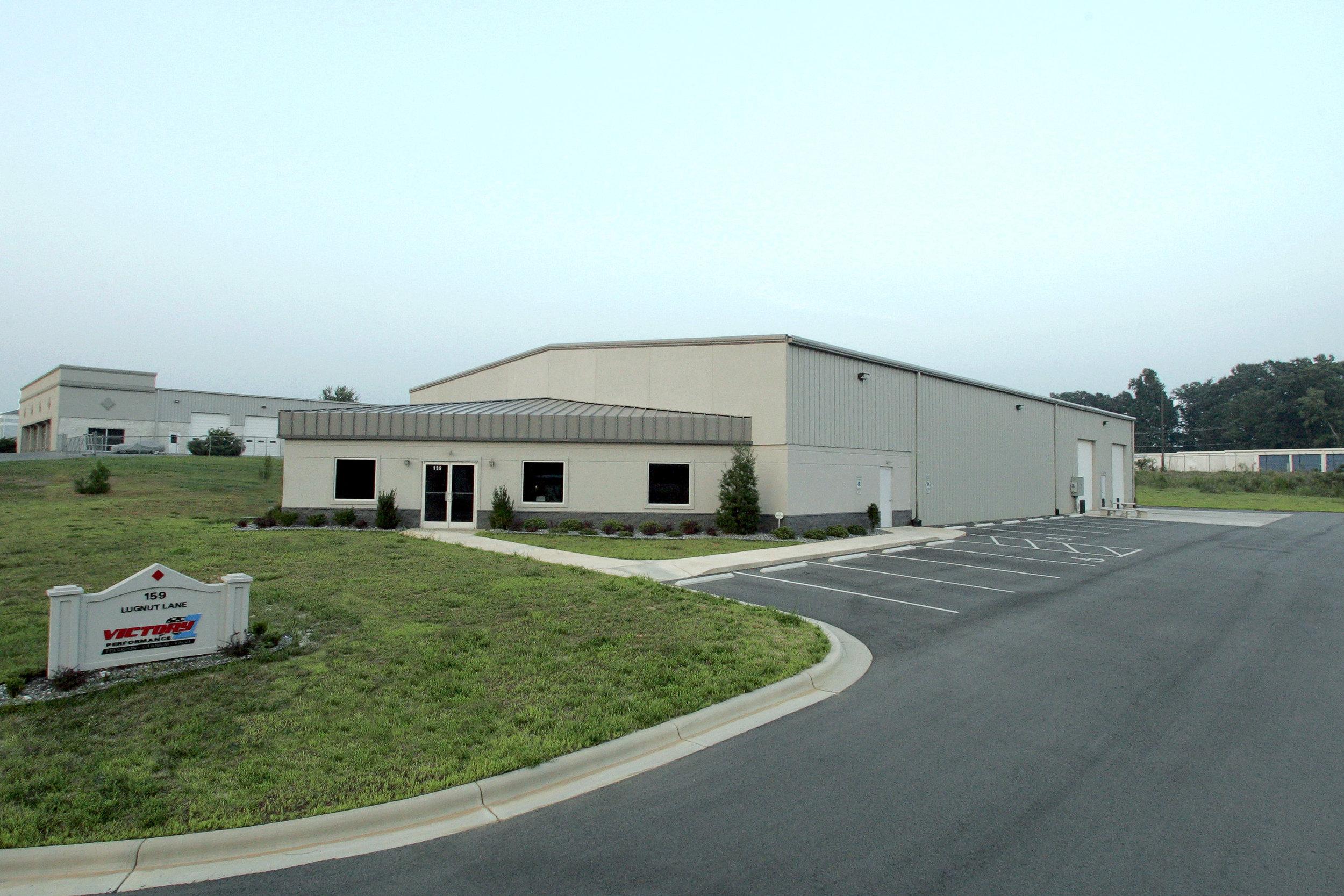 Victory World Headquarters in Mooresville, North Carolina USA