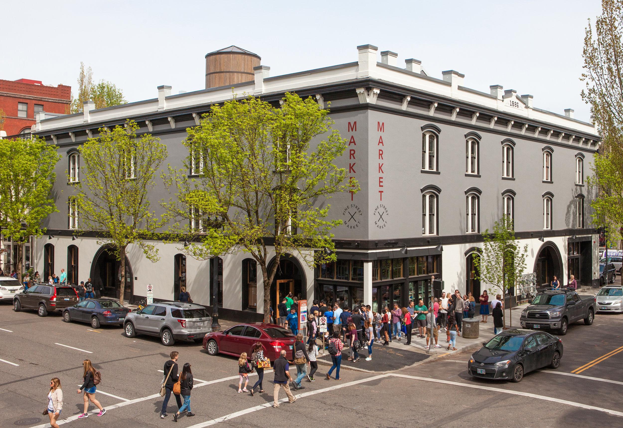 Pine St. Market - Exterior - After Construction 2 by Alan Weiner.jpg