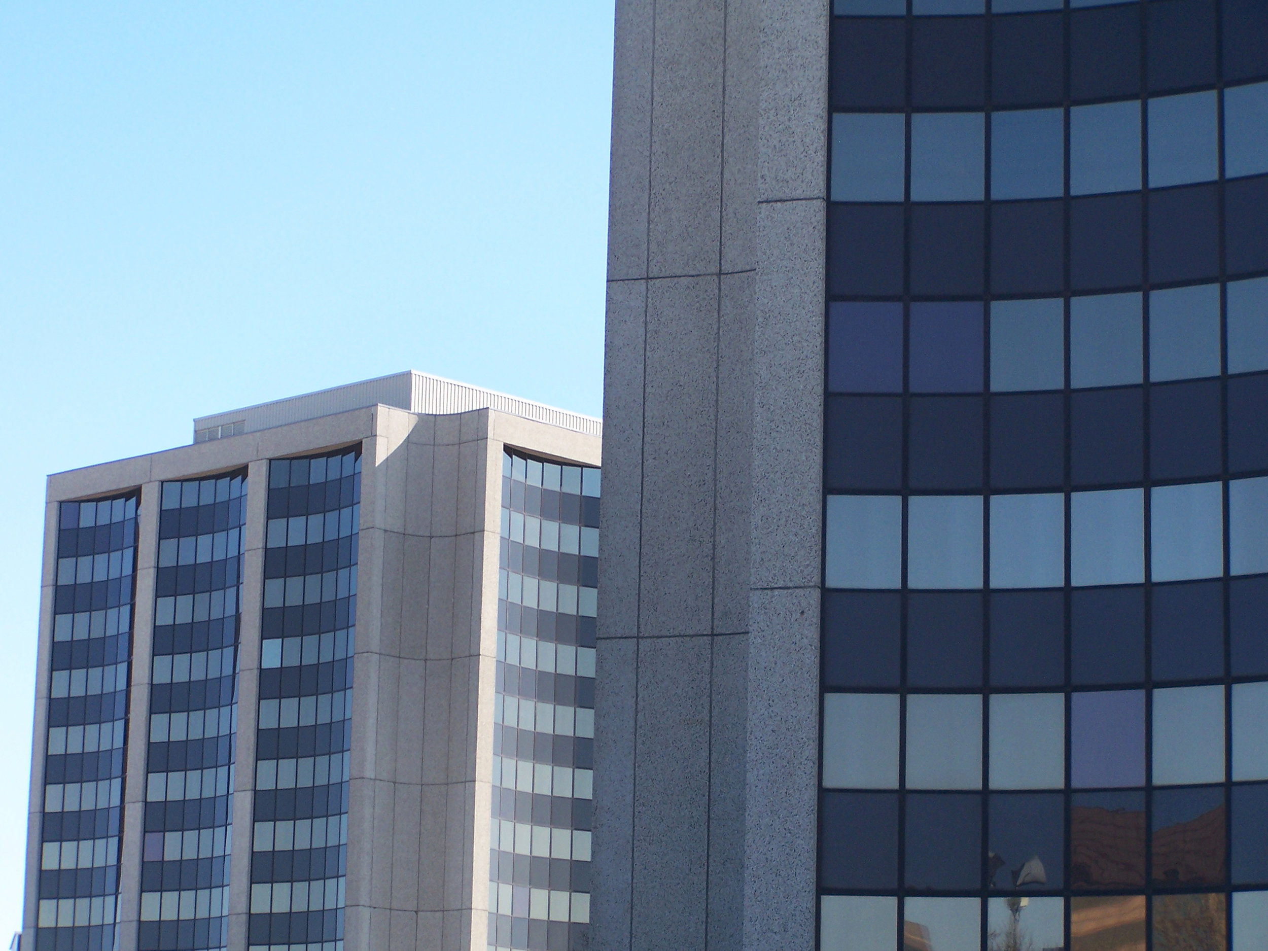 Sublease space is on the rise in Los Angeles' office market.