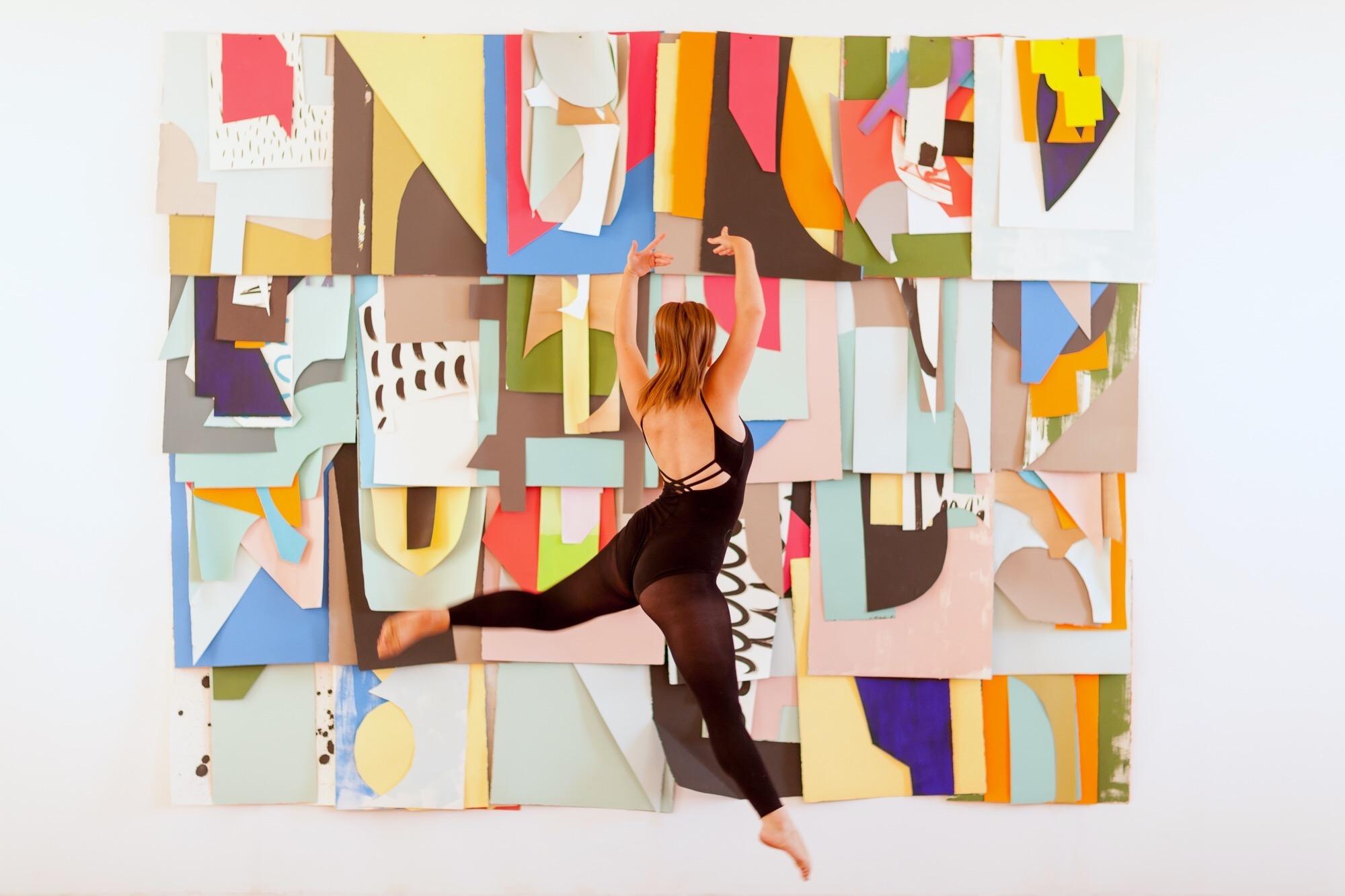 Integration, interpretive performance in a lyrical ballet style