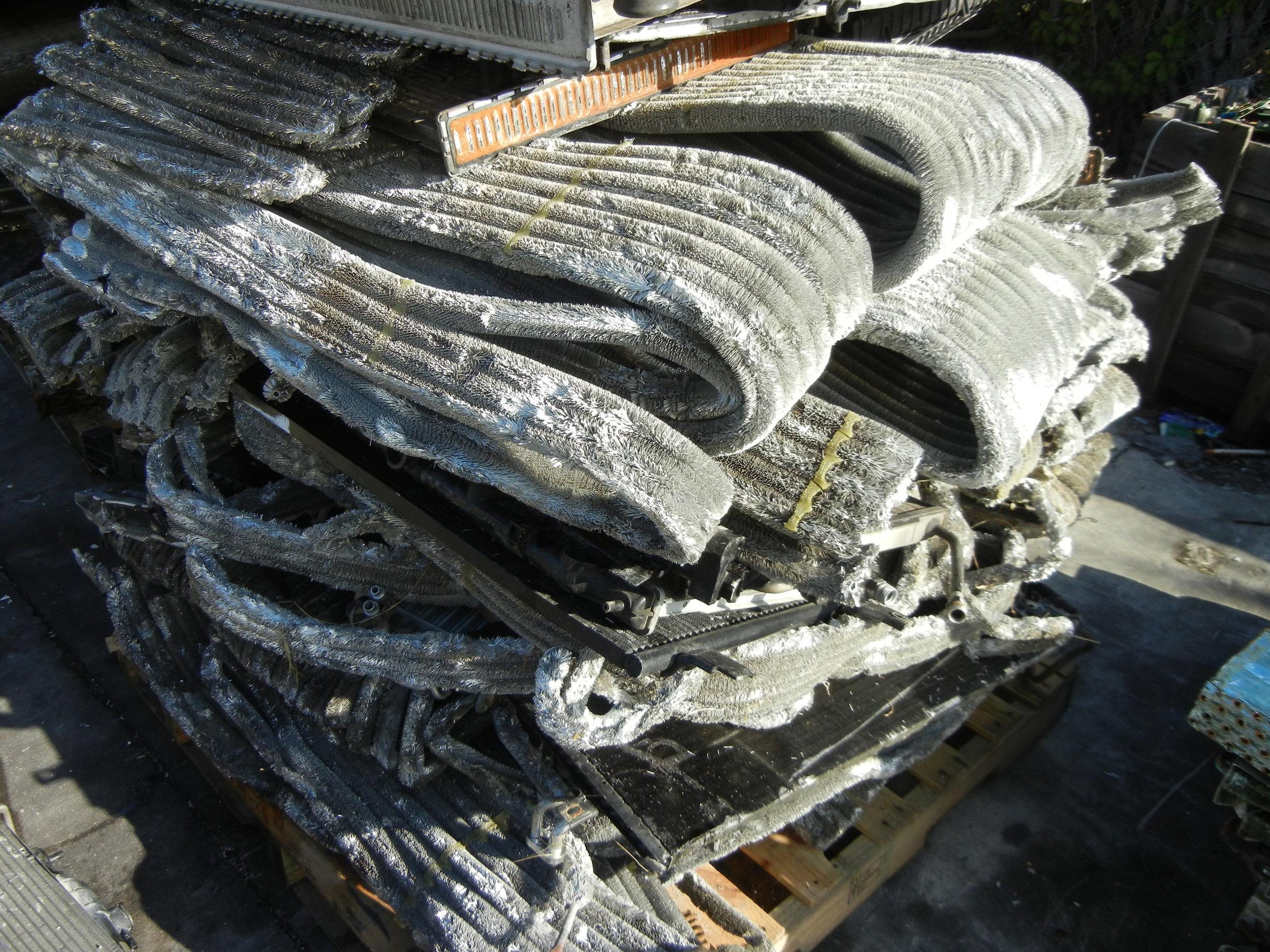 Aluminum A/C Coils