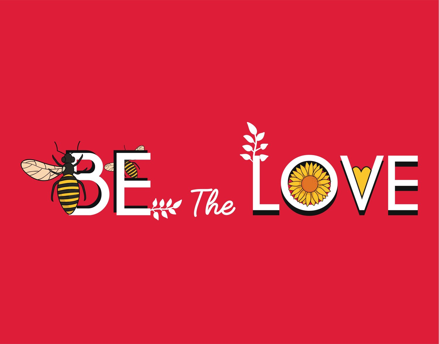 Be The Love We Want Peace