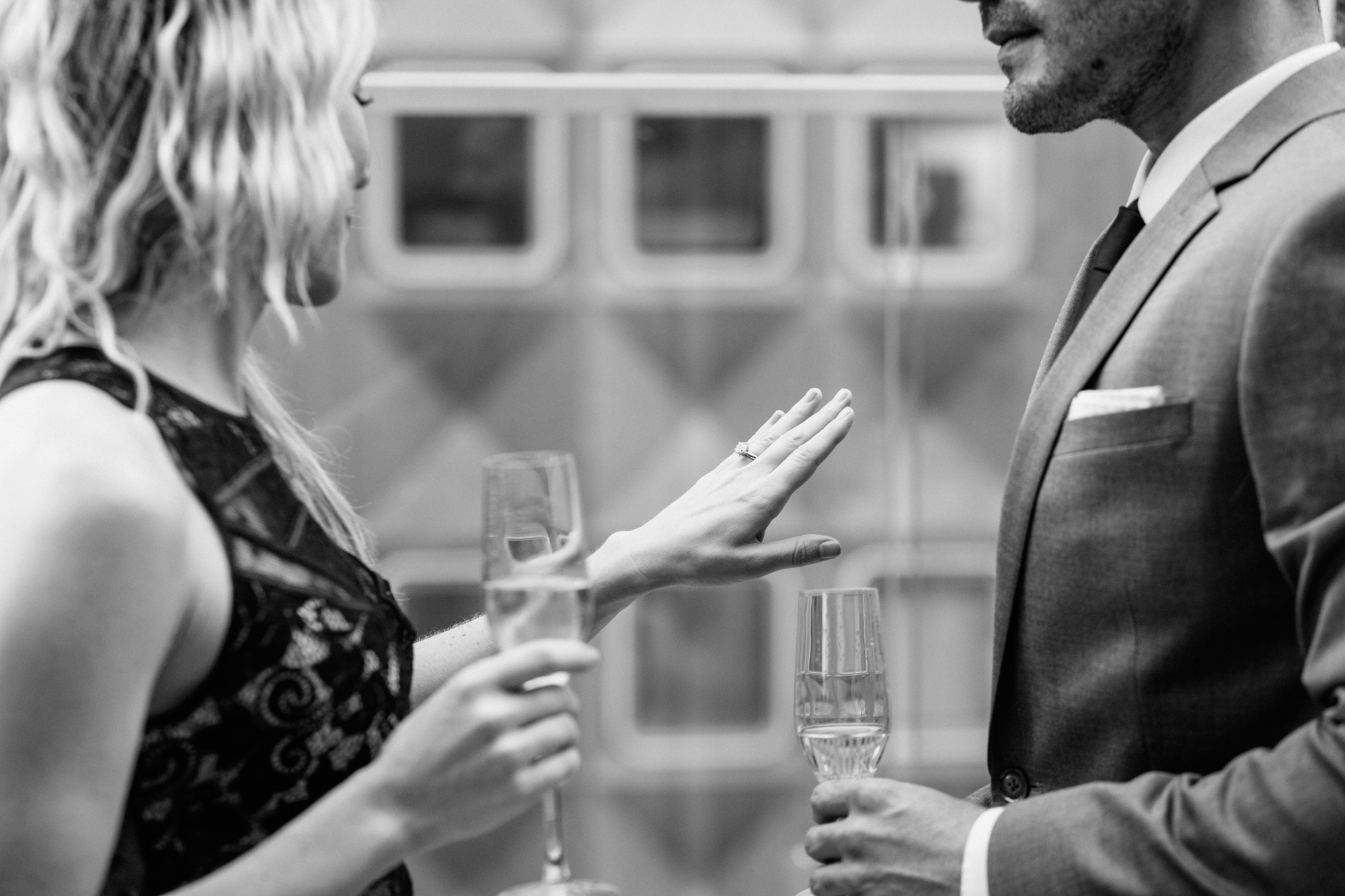 Hotel Monaco Pittsburgh | Wedding Proposal Planners | Exhale Events | Ring